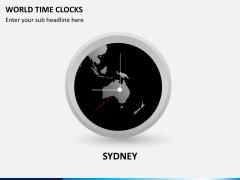 World time clocks PPT slide 6