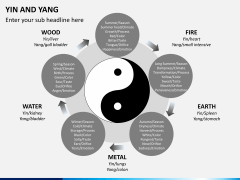 Yin and yang PPT slide 4