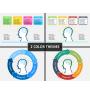 Brain diagram PPT cover slide