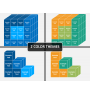 Building blocks PPT cover slide