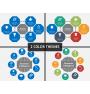 Business intelligence PPT cover slide
