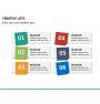 Creative lists PPT slide 12