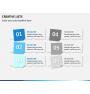 Creative lists PPT slide 2