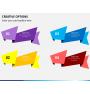 Creative options PPT slide 13