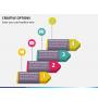 Creative options PPT slide 16