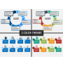 Customer centricity PPT cover slide