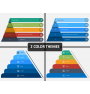 Decision Making Pyramid PPT Cover Slide