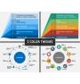 E-commerce strategy PPT cover slide