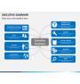 Executive summary PPT slide 1