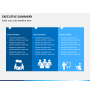 Executive summary PPT slide 3