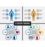 Healthcare PPT cover slide