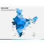 India Map PPT slide 1