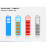 Infographic elements PPT slide 31
