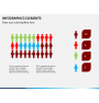 Infographic elements PPT slide 35