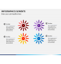 Infographic elements PPT slide 42