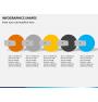 Infographic shapes PPT slide 15