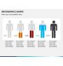 Infographic shapes PPT slide 17