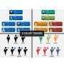 Management charts PPT cover slide