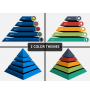 Maslow hierarchy of needs PPT cover slide