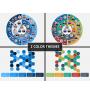 Network diagram PPT cover slide