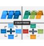 Platform Business Model PPT Cover Slide