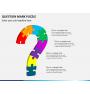 Question mark puzzle PPT slide 1