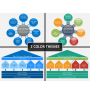 Sales performance management PPT cover slide