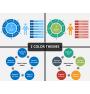 Sales process PPT cover slide
