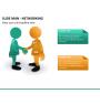 Slide man networking PPT slide 7