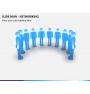 Slide man networking PPT slide 5