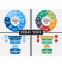 Strategic management PPT cover slide