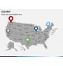 USA map PPT slide 5