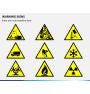 Warning signs PPT slide 1