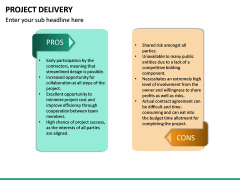 Project Delivery PPT Slide 22