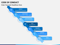 Code of Conduct PPT slide 7