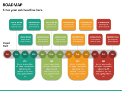 Roadmap PPT Slide 25