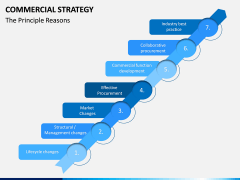 Commercial strategy PPT slide 5