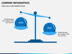 Compare Infographics PPT slide 5