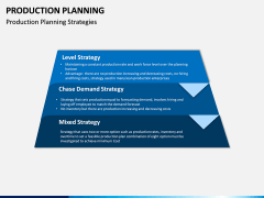 Production Planning PPT Slide 14
