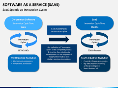 Software as a Service (SaaS) PPT Slide 19