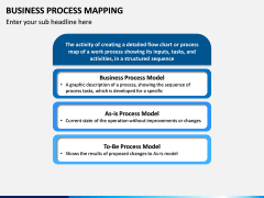 Business Process Mapping PPT Slide 2