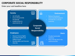 Corporate Social Responsibility (CSR) PPT Slide 5