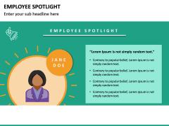 Employee Spotlight PPT Slide 21
