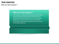 Task Analysis PPT Slide 18