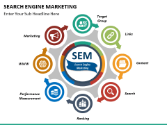Search engine marketing PPT slide 13