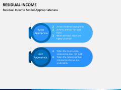 Residual Income PPT Slide 6