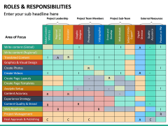 Roles and Responsibilities PPT Slide 41