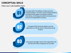 Conceptual Skills PPT Slide 4