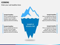 Iceberg PPT slide 10