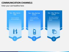 Communication Channels PPT Slide 3